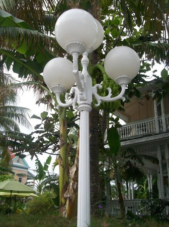 Southernmost Point Guest House: the grounds