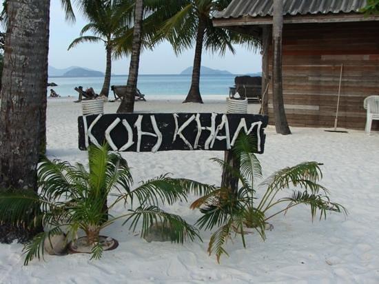 Koh Mak Resort: koh kham
