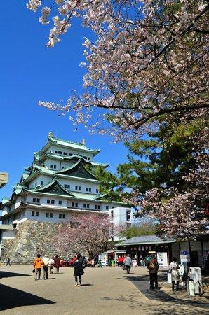 Ναγκόγια, Ιαπωνία: 名古屋城