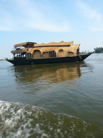 South Canal Holidays: sur les backwaters