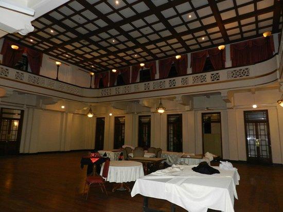 Hotel Suisse: Salle de Bal