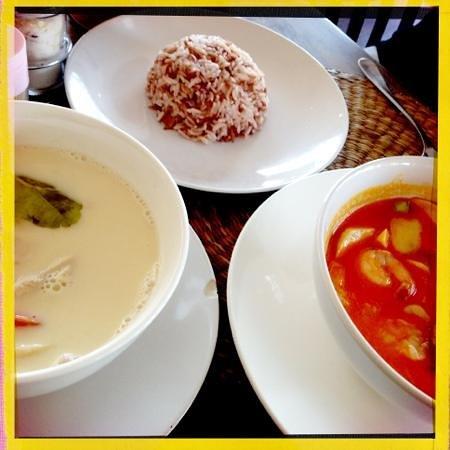 Ye Olde Buffalo Tavern : perfect soups