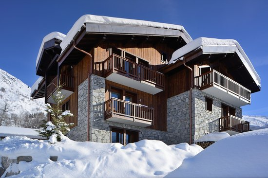 Chamois Lodge - The Alpine Club