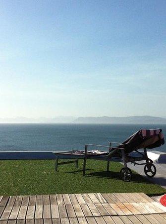 Sea Star Lodge: il mio terrazzo :-)))
