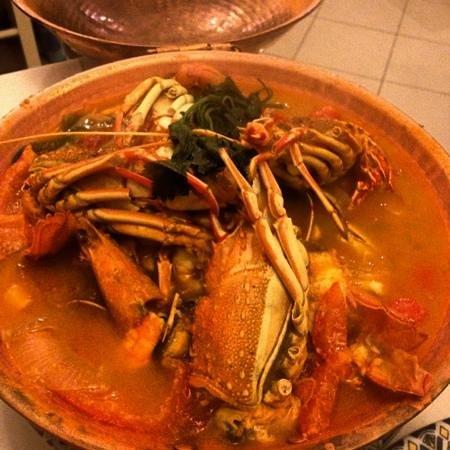 Restaurante Cataplana: Seafood Cataplana