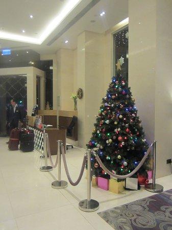 Silka Seaview Hotel: Lobby
