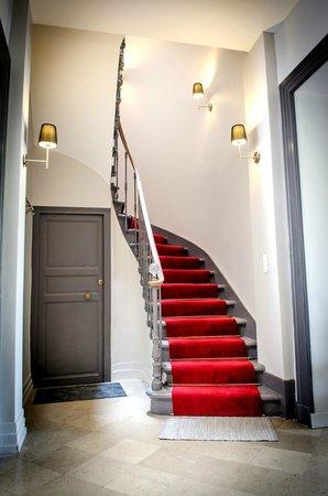 L'Arène Bordeaux : Escalier