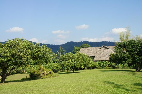 Lisu Lodge: Afternoon View