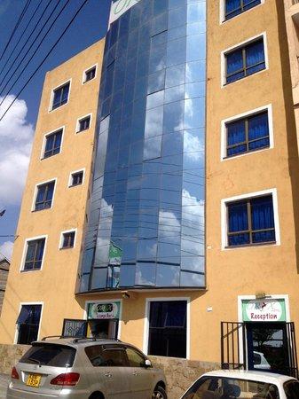 Oryx Hotel - Facade