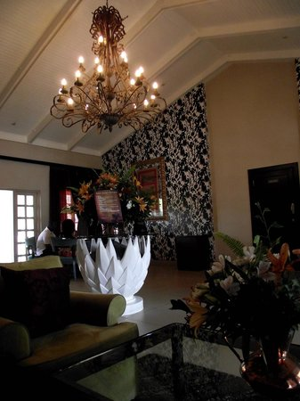 African Pride Mount Grace Country House & Spa: Reception
