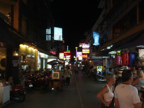 Belvedere Guesthouse: Bangla Road