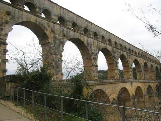 Kyriad Orange Centre : Pont du Gard, Nimes