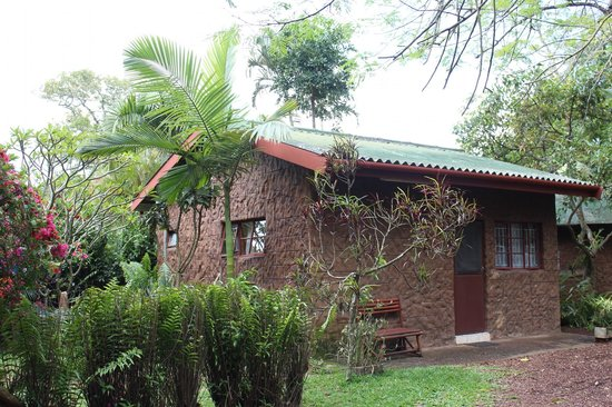 Lake St Lucia Lodge: Le bungalow