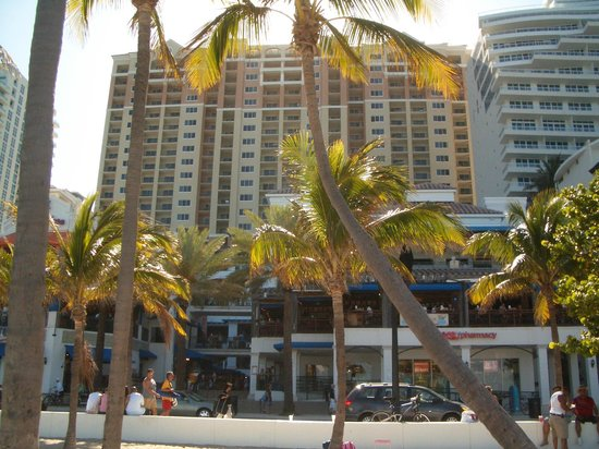 Beach Place Towers Fort Lauderdale: The Mariott