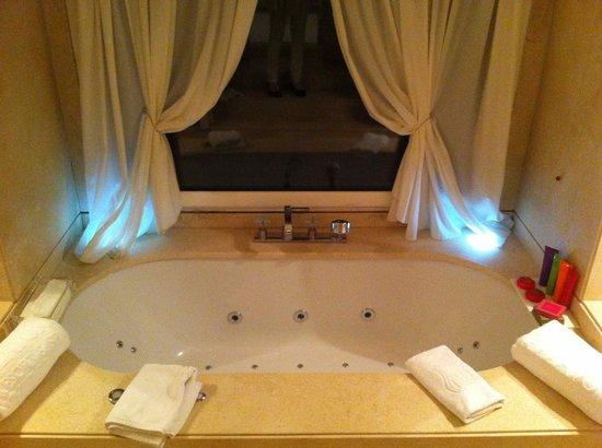 Mezzatorre Resort and Spa: BAGNO SUITE