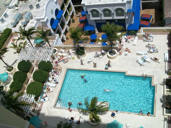 Beach Place Towers Fort Lauderdale: Pool Area