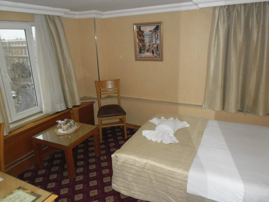 Express Star Hotel: Comfortable room