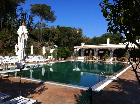 Garden & Villas Resort: PISCINA
