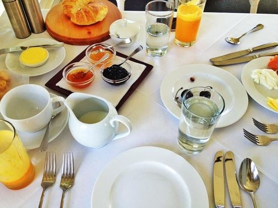 New Norfolk, Australia: lovely breakfast ������☕