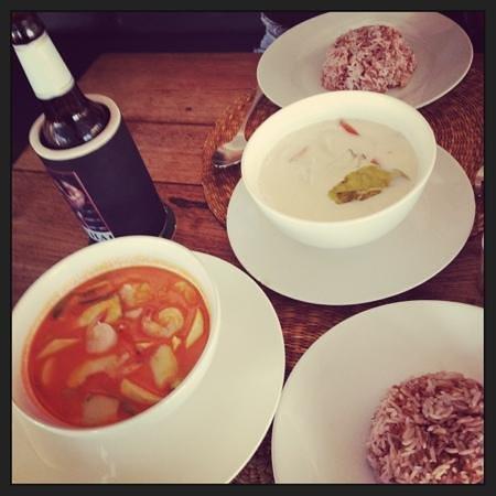 Ye Olde Buffalo Tavern : soups
