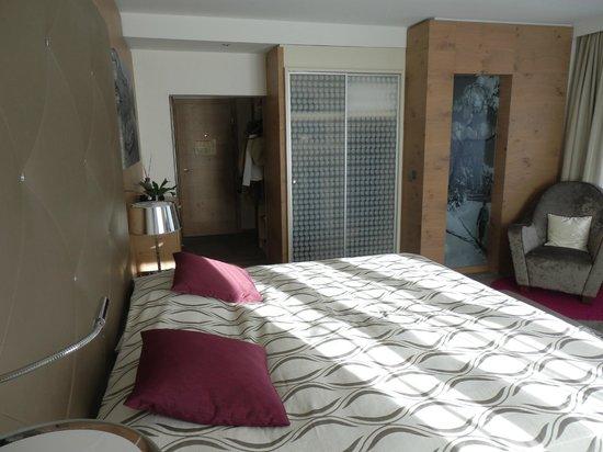جياردينو ماونتين: Hotelzimmer 