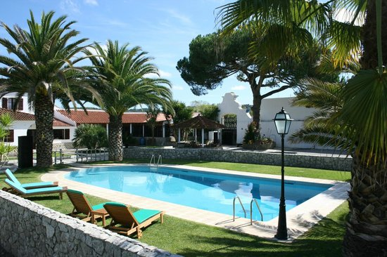 Pool picture of quinta da olivia obidos tripadvisor for Olivia s garden pool