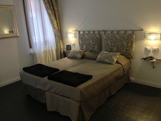 Superior double room Albergo Marin