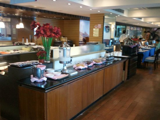 Pacific Hotspring & Beach Resort: Restaurant