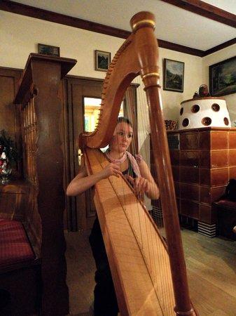 Waldhotel Fehrenbach : Entertainment Christmas Eve