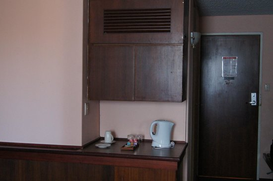 Kings Perth Hotel: Kącik kuchenny.
