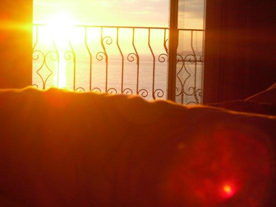 Hotel La Lucertola: vista mare