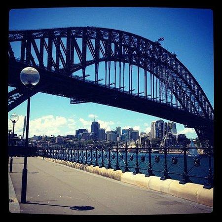 Sydney Harbour Bridge: Harbour bridge