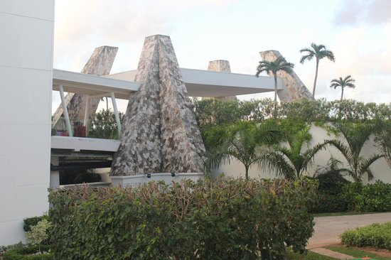 Grand Sirenis Riviera Maya Resort & Spa: Entrada al Lobby