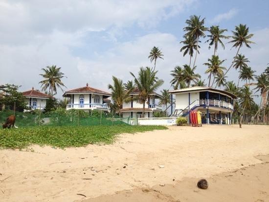 GOOD STORY (Neptune Resort): view from beach