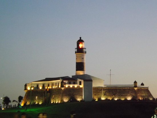 Monte Pascoal Praia Hotel Salvador: Farol da Barra