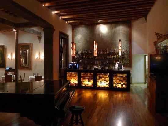 La Virreina: Restaurant
