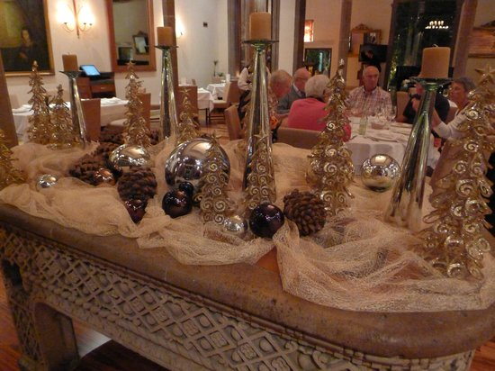 La Virreina: Christmas decoration