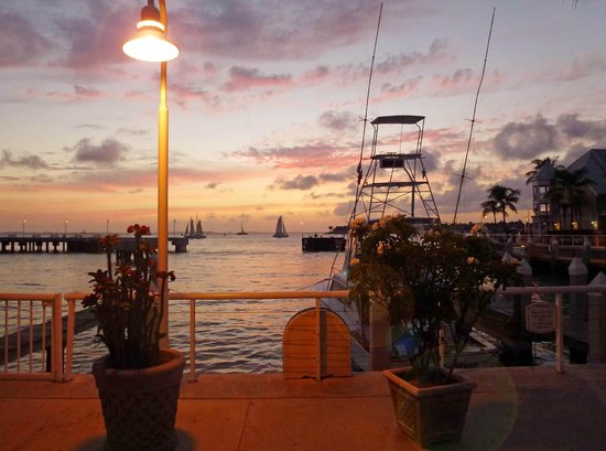 Hyatt Residence Club Key West, Sunset Harbor: harbor vew