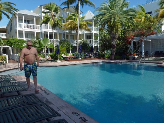 Hyatt Residence Club Key West, Sunset Harbor: Sunset Harbor pool