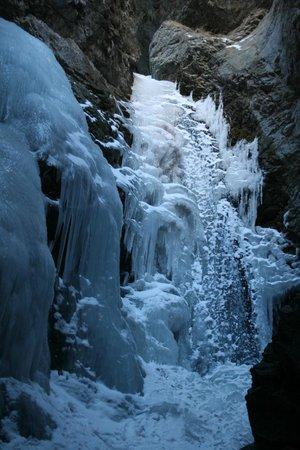 Zapata Falls: .