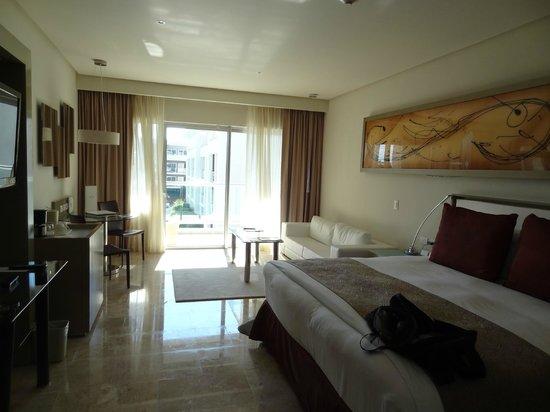 Paradisus Playa del Carmen La Perla: Habitacion junior suite