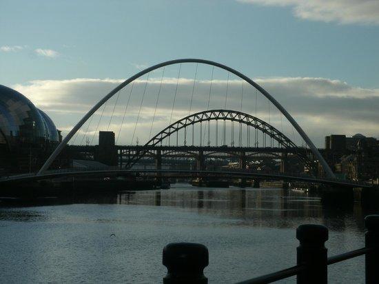 Premier Inn Newcastle City Centre (Millennium Bridge) Hotel : .