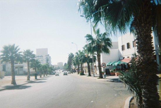 Residence ISNI : Boulevard Hassan II