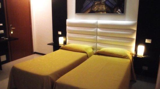 Hotel Perugino : Camera doppia