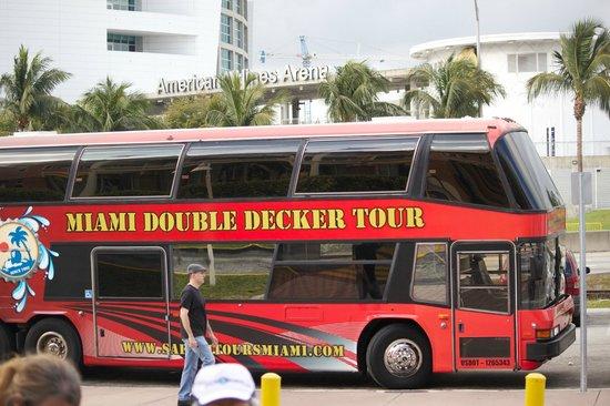 Bayfront Park : Tour bus