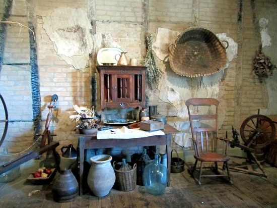 Laura: A Creole Plantation: Storage under house