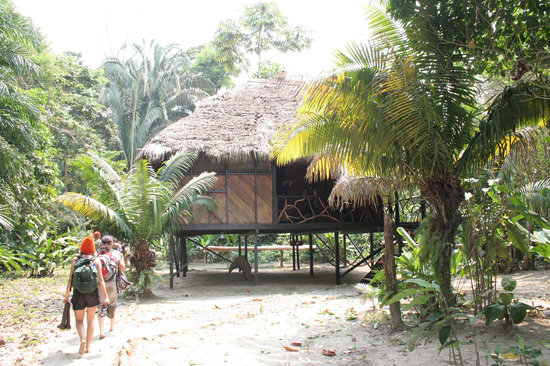 El Albergue Espanol Jungle Lodge