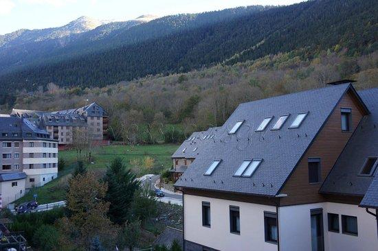 Delavall Hotel: Vistas desde la Habitación