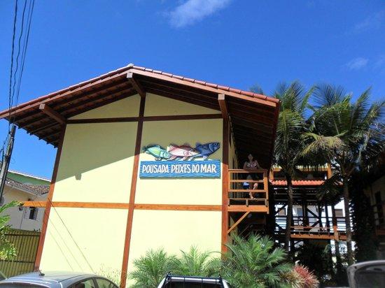 Pousada Peixes do Mar : Hotel