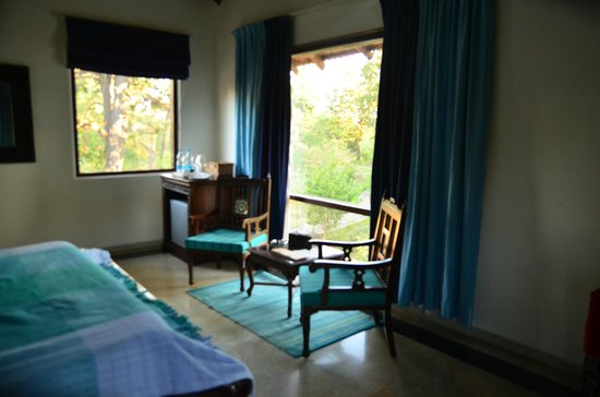 Chitvan Jungle Lodge: Morning with Mother Nature